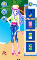 Screenshot of Dress Up! Cute Fairy