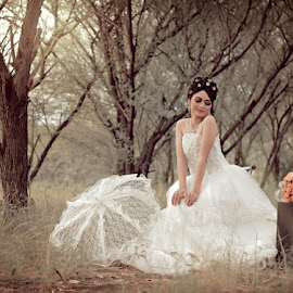 by Fandy Pangandaheng - Wedding Bride
