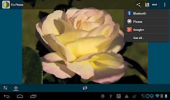 Screenshot of PhotoFixer Pro