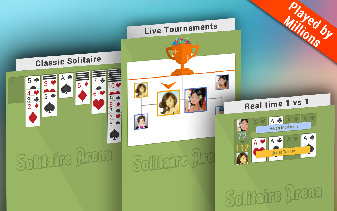 Solitaire Arena Screenshot 10