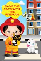 Screenshot of Fireman Rescue