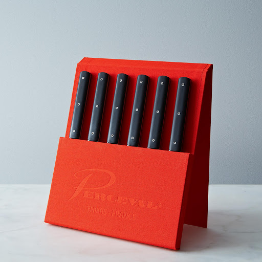 PERCEVAL 9.47 French Steak Knife Box Set