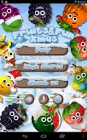 Screenshot of Fruits & Fun Xmas