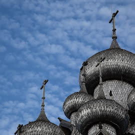 Kizhi, Russia by Eric Knight - Buildings & Architecture Places of Worship