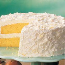 Pineapple Layer Cake