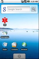 Screenshot of ICE: In Case of Emergency