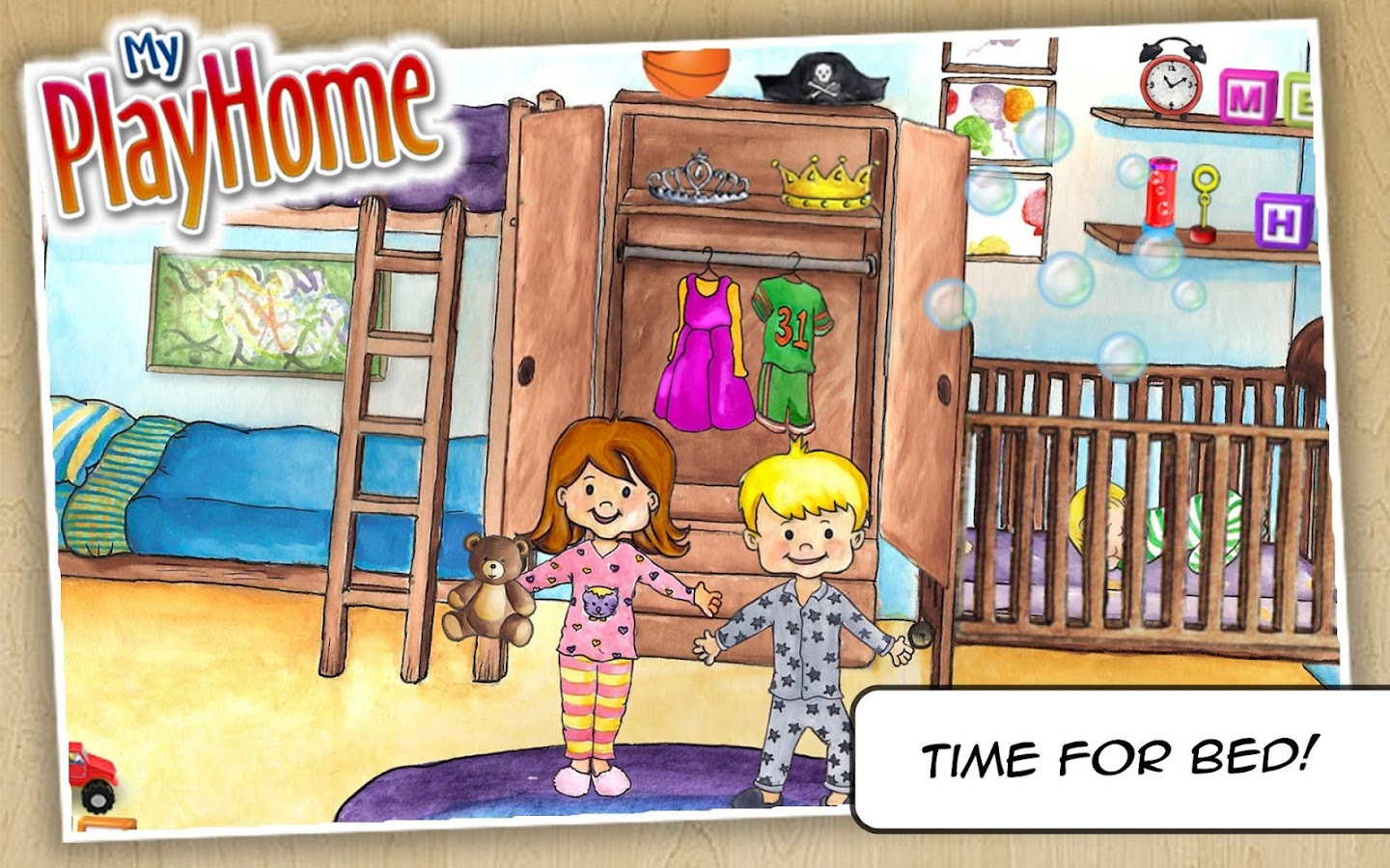 My PlayHome Screenshot 5