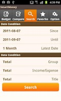 Screenshot of SmartMoney - Budget
