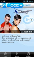 Screenshot of PlayCoach™ Fitness Trip