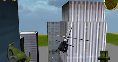 Screenshot of Police Helicopter - 3D Flight