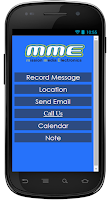 Screenshot of MMEUSB