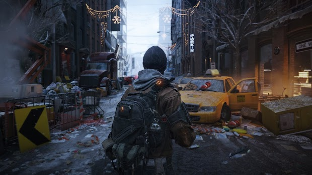 The Snowdrop Engine powering The Division has been 5 years in development