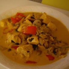 Chicken in Coconut Milk (Martinique, Caribbean)
