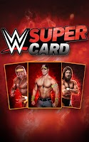 Screenshot of WWE SuperCard