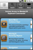 Screenshot of iKeyMaster:Blender3D