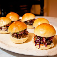 Pork Belly Sliders Recipe