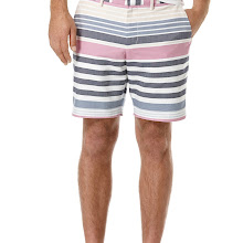Original Penguin TAILORED STRIPED SHORT