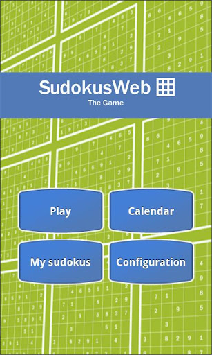 SudokusWeb - The Game