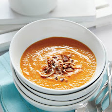 Spicy Carrot & Ginger Soup