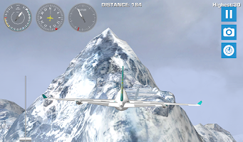 Screenshot of Airplane Mount Everest