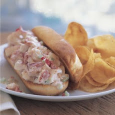Lobster Rolls (Bay Seafood Seasoning)