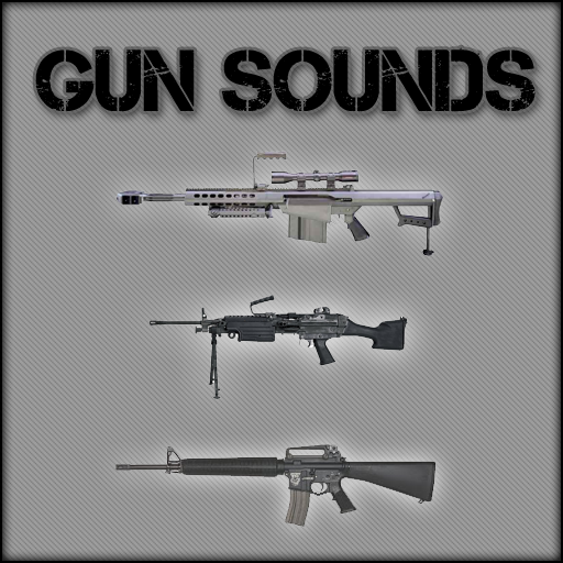 Ultimate Gun Soundboard LOGO-APP點子