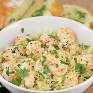 Lemon Pepper Shrimp Scampi Recipes