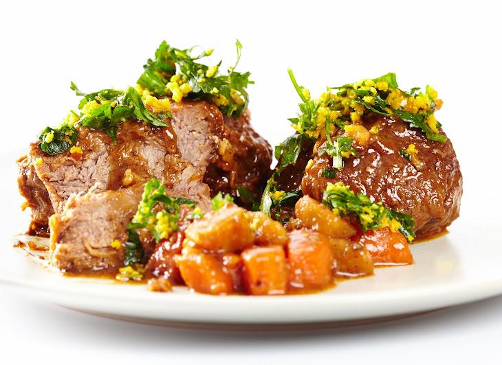Salmon Steak With Orange-Balsamic Glaze Recipes — Dishmaps