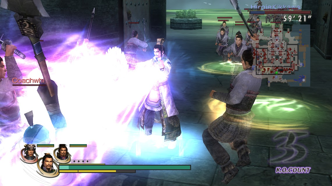 Warriors Orochi