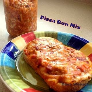 Pizza Bun Mix
