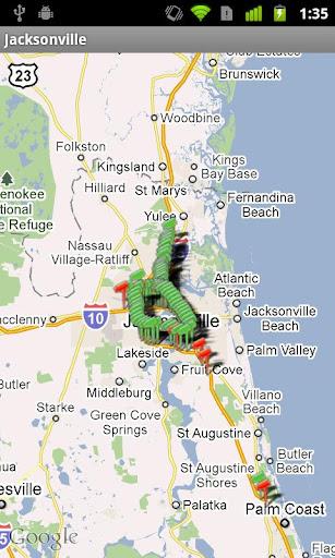 TrafficJamCam Jacksonville