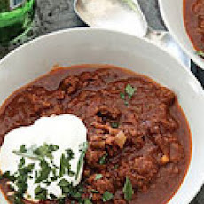 Steakhouse Chili