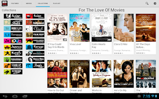 Screenshot of Movies