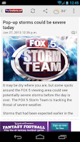 Screenshot of myfoxatlanta