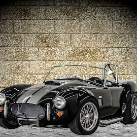 1965 Ford Cobra by James  Adkins - Transportation Automobiles ( muscle car, classic car, ford cobra, ford, convertible, cobra,  )