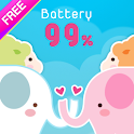 Pastel Battery Widget icon