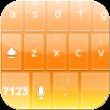 OrangeGlass KeyboardSkin icon