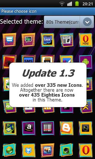 免費下載個人化APP|80's Theme 4 Go Launcher Ex app開箱文|APP開箱王