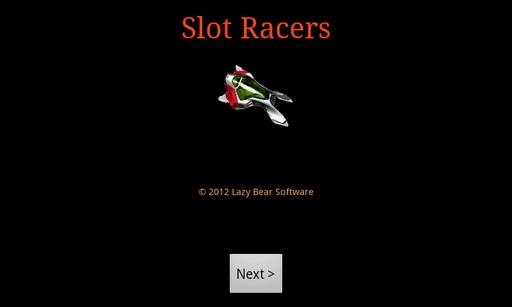 SlotRacers BETA