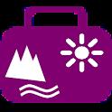 Kurzreisen - Urlaubssuche icon