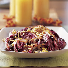 Sweet-and-Sour Radicchio