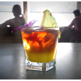 Mai Tai by David Hellard - Food & Drink Alcohol & Drinks