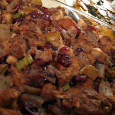 Roasted-Pear Stuffing