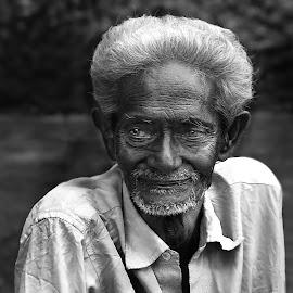 by Tarunabha Dey - People Portraits of Men (  )