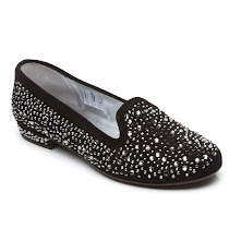 Step2wo Spangle - Swarovski Covered Slip On SHOES