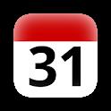 RU Holidays Calendar Widget