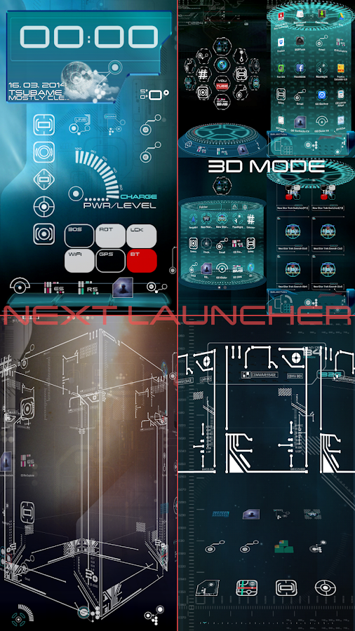 New Trek LCARS Launcher Screenshot 4