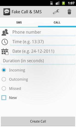 玩通訊App|虛假來電和短信免費|APP試玩