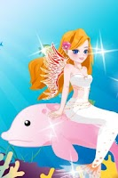 Screenshot of Mermaid Princess Dress Up