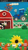 Screenshot of KM Farm Live wallpaper